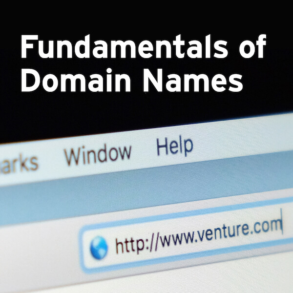 Fundamentals of domain names