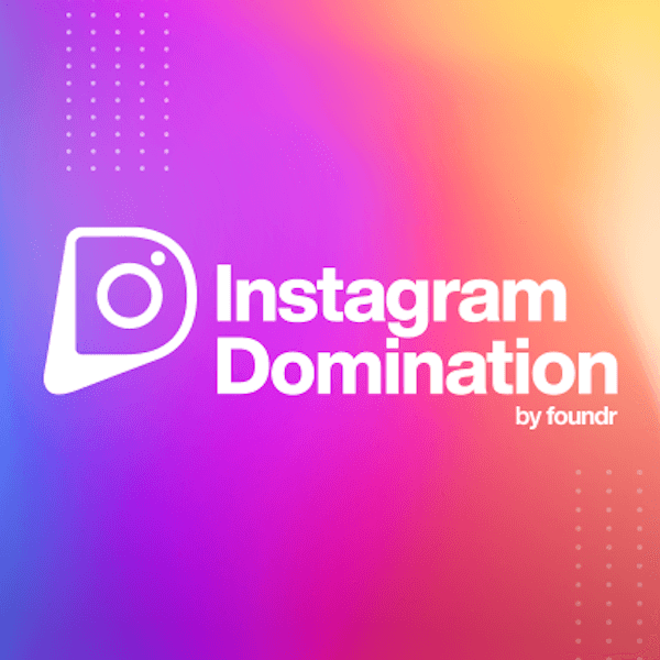 Instagram domination